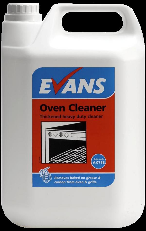 Evans Oven Cleaner-Heavy Duty