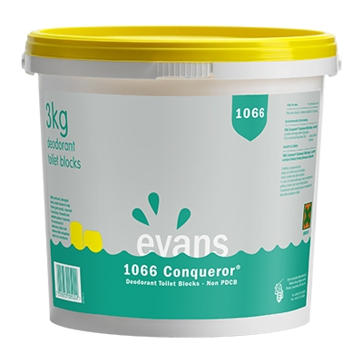 Evans 1066 BLOCKS - Non-PDCB, Yellow