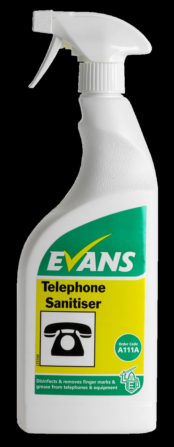 Evans Telephone Sanitiser