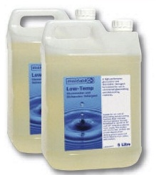 Maidaid Low Temp Glasswash and Dishwash Detergent