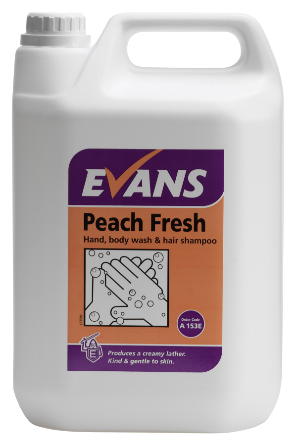 Evans Peach Fresh