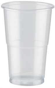12 or 22oz CE Marked Flexi-Glass Tumbler Case of 1000