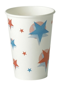 Star Ball Paper Cup