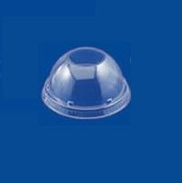 Dart Crystal Clear Dome Lid 12oz