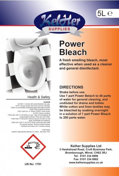 Kelher Power Bleach