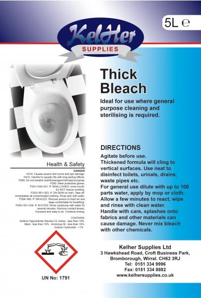 Kelher Thick Bleach