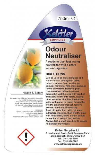 Kelher Odour Neutraliser