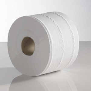 Smart One 2ply Toilet Roll White
