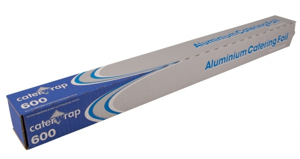 "24""Aluminum Foil with Cutter Box(60cm x 90m)"