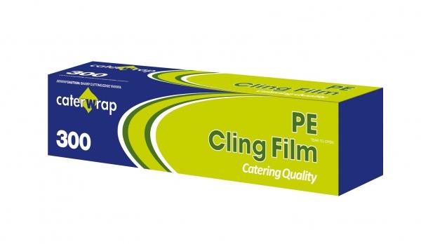 """12""""Cling Film Cutter Box (30cm x 300m)"""