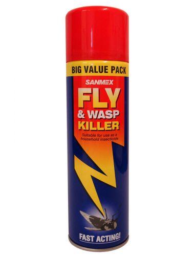 Sanmex Fly & Wasp Killer
