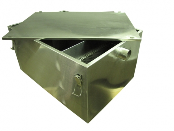 36kg Stainless Steel Grease Trap