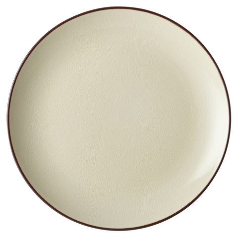Stone Coupe Plate 10'' (25cm)