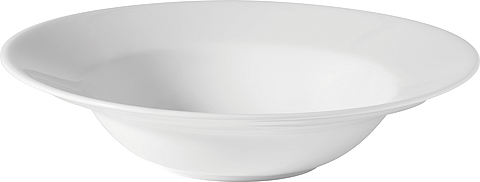 "Hire Winged Pasta Plate 10"" (25cm)"