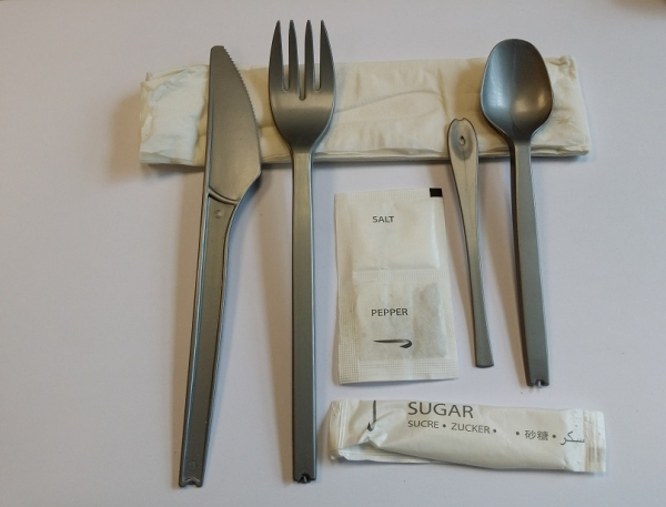 7 in 1 Plastic Cutlery Set