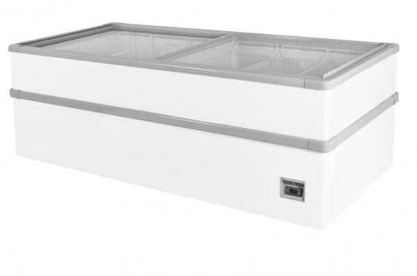 Prodis M25 Mondo Island Display Freezer