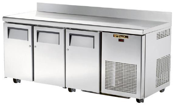 True TGW3 Cabinet Refrigerator