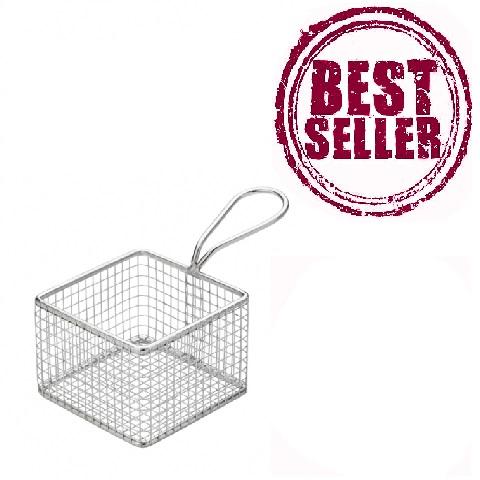 Square Service Basket