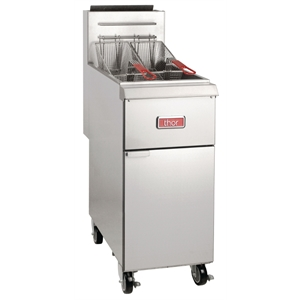 Thor 25 Litre Free Standing Gas Heavy Duty Fryer