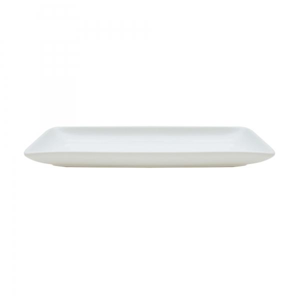 Sango White Rectangular Tray 25x10cm