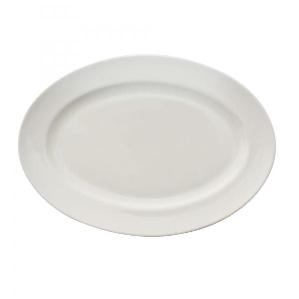 "Sango Oval Dish 36cm 14"""