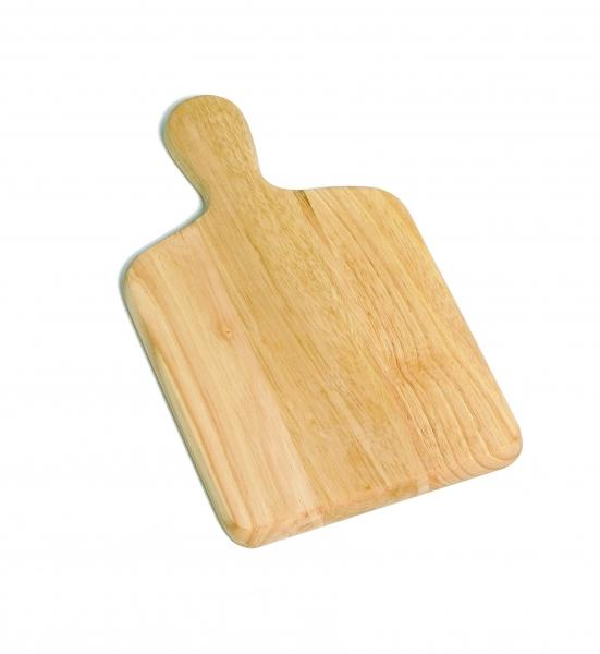 Natural Finish Wood Board 33x19cm