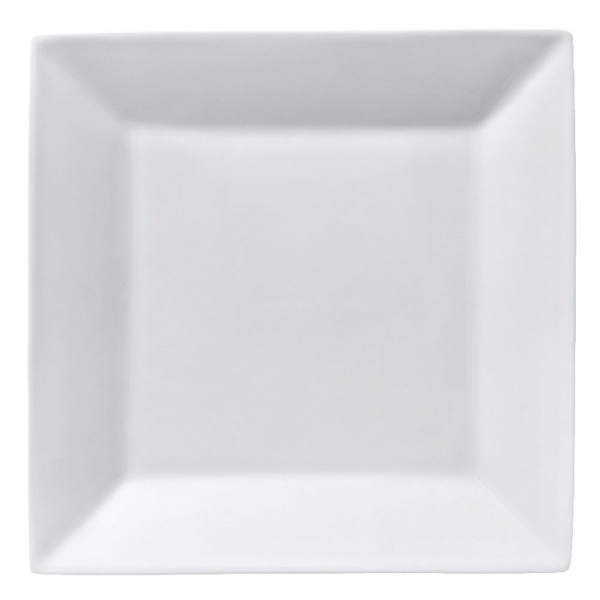 "Atlas Option Square Plate 8.5"""